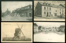 Beau lot de 60 cartes postales de Belgique   Lot van 60 postkaarten van Belgi�  - 60 scans