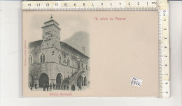 PO6473C# UDINE - VENZONE - MUNICIPIO - PALAZZO MUNICIPALE  No VG - Udine