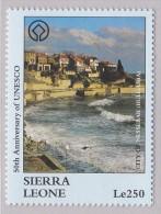 Sierra Leone 1997 Unesco City Of Nessebar Bulgaria MNH ** - Sierra Leone (1961-...)