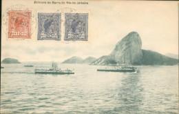 Entrada Da Barra De Rio Janeiro - Rio De Janeiro