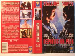 Demolition Man °°° Stallone Et Snipes - Policiers