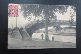 Toulouse  Passerelle De L'allée Des Zéphyrs - Toulouse