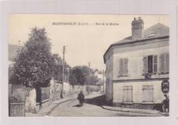 Montsoult - Rue De La Mairie - éd Cosson - France
