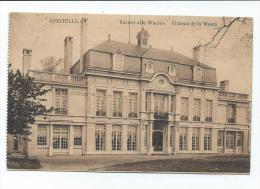 "Ghistelle - Kasteel "" De Waere ""-  Feldpost - Gistel"