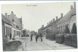 Zwevegem - Vue De Leysele ( Nieuwstraat )-  Feldpost - Zwevegem