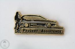 Peugeot Assistance - Pin Badge #PLS - Peugeot
