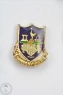 Tottenham Hotspur F.C Old Footbal LOgo - Audere Est Facere - Pin Badge #PLS - Balonmano