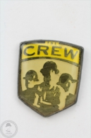 The Crew Music Group Pin Badge #PLS - Música