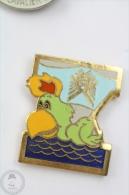 Pan American Games - Amigo Mascot - Pin Badge #PLS - Pin