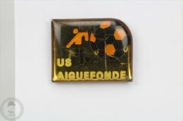 Us Aiguefonde - Pin Badge #PLS - Fútbol