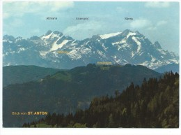 Blick Von St. Anton - AI Appenzell Rhodes-Intérieures