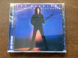 "JOE SATRIANI. ""Flying In A Blue Dream"" CD RUSSIAN Press - Hard Rock & Metal"