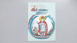 Deutschland Berlin 729 Yt 690 Maximumkarte MK/MC, ESST, Weihnachten: Hlg. Nikolaus - [5] Berlin