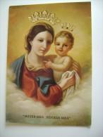 MADONNA RELIGIONE     MARTINA FRANCA   NON  VIAGGIATA   COME DA FOTO - Vergine Maria E Madonne