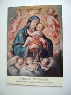 MADONNA RELIGIONE     ANDRIA   NON  VIAGGIATA   COME DA FOTO - Vergine Maria E Madonne