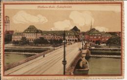 Allemagne, Mülheim-Ruhr. - Allemagne