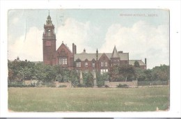 SPIERS SCHOOL BEITH USED 19? J S MILLAR BEITH PRINTED POSTCARD - England