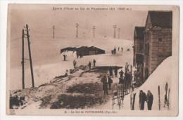Le Col De PUYMORENS - France