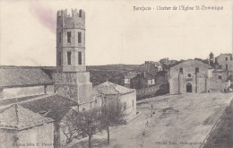 Bonifacio Clocher De L'Eglise St Dominique - France