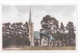 Umberslade Baptist Church Nr  Hockley Heath  Solihull , West Midlands 1948 USED POSTCARD - Angleterre