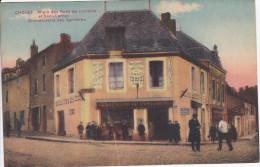 Cholet Angle Des Rues De Lorraine Et Sadi Carnot Bimbeloterie Des Barrières - Cholet