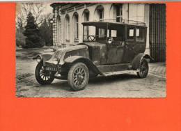 Automobile - Voiture Du Maréchal Joffre Pendant La Bataille De La Marne 1914 (militaire) - Cartes Postales
