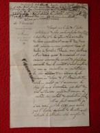 INVENTAIRE EGLISE DE MONTON 1906 RECLAMATIONS - Documents Historiques