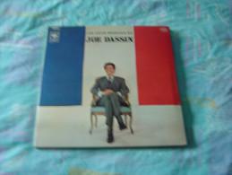 Les Deux Mondes De Joe Dassin  33 T  BON ETAT  RARE - Vinyles