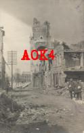 80 Somme Albert Basilique Notre Dame De Brébières 1918 Church Soldats Allemands German Soldiers - Albert