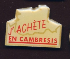 """""""   J'achète En CAMBRESIS """" Bc Pg11 - Steden"""