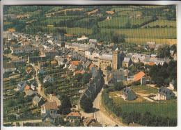 BARNEVILLE CARTERET 50 - Le Bourg - CPSM CPM GF  - Manche - Barneville