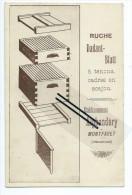Carte De Visite - Ruche Dadant-Blatt - Etablissements Alphandéry  Montfavet (vaucluse) - Cartoncini Da Visita