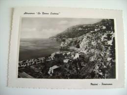 MAIORI MAJORI  SALERNO    CAMPANIA  VIAGGIATA  COME DA FOTO - Salerno