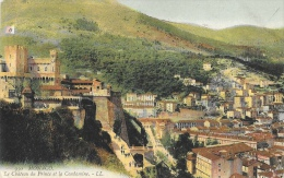 Monaco - Le Château Et La Condamine - Carte LL N°950 Non Circulée - La Condamine