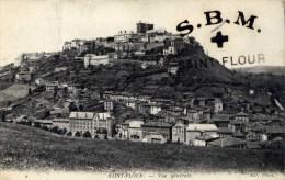 Cachet SBM SAINT-FLOUR - Red Cross