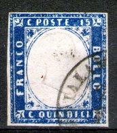 ITALIE:  N°10 Oblitéré   - Cote 30€ -