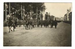 PARIS  /  Défilé Des Troupes Militaires Françaises  ( 14 Juillet 1919 , ARC DE TRIOMPHE - CHAMPS ELYSEES ) /  N° 7 - Guerre 1914-18