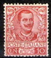 ITALIE:  N°67 *   - Cote 60€ - - 1900-44 Victor Emmanuel III