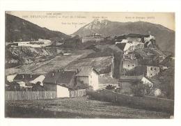 Cp, 05, Brainçon, Fort Du Château, Voyagée - Briancon