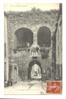 Cp, 22, Dinan, La Porte Du Jersual, Voyagée 1921 - Dinan