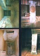 4 Cartes Postales  (CERVETERI) ARCHELOGIE-ITALIE - Ancient World