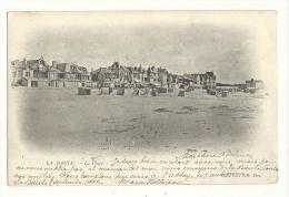 Cp, 44, La Baule, La Plage, Voyagée 1902 - La Baule-Escoublac