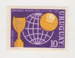 Uruguay World Cup England 1966 MNH Nice - 1966 – Angleterre