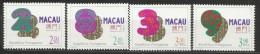 Macau 1996 Lucky Numbers Set MNH - 1999-... Chinese Admnistrative Region
