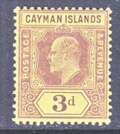 CAYMAN ISLANDS  24  *   Wmk 2 - Cayman Islands