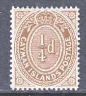 CAYMAN ISLANDS  31     *   Wmk 3 - Cayman Islands