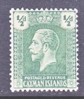 CAYMAN ISLANDS  51     *   Wmk  4 - Cayman Islands