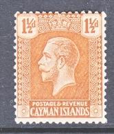 CAYMAN ISLANDS  53   *       Wmk  4 - Cayman Islands