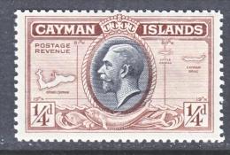 CAYMAN ISLANDS  85   **   MAP - Cayman Islands