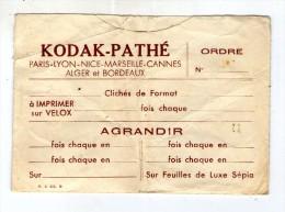 Pochette De Photographies , KODAK-PATHE - Photographie